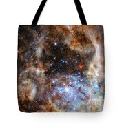 Hubble Finds Massive Stars Tote Bag