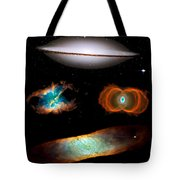 Hubble Greatest Hits Tote Bag