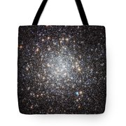 Hubble Image Of Messier 9 Tote Bag