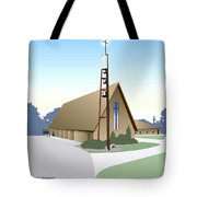 Hudson Community Church Tote Bag