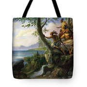 Hudson: New York, 1609 Tote Bag