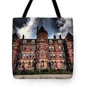 Hudson River Psych Center  Tote Bag