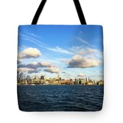 Hudson Waterfront Tote Bag