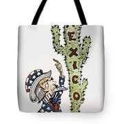 Huerta: Cartoon, C1914 Tote Bag