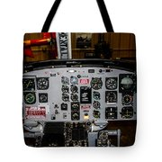 Huey Instrument Panel Tote Bag