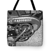 Huffy Radio Bike Tote Bag