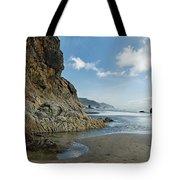 Hug Point Beach Tote Bag