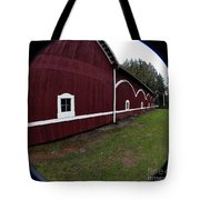 Huge Barn Tote Bag