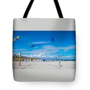 Huge Kites Delray Beach Tote Bag
