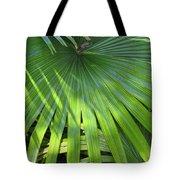 Huge Palm Leaf Tote Bag