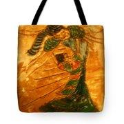 Hugs - Tile Tote Bag