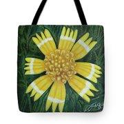 Huisache Daisy Tote Bag