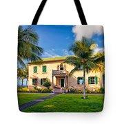Hulihe'e Palace, Kona, Big Island Hawaii Tote Bag