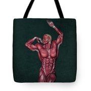 Human Anatomy 13 Tote Bag