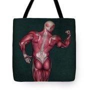 Human Anatomy 9 Tote Bag
