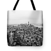 Human Ant Hill Tote Bag