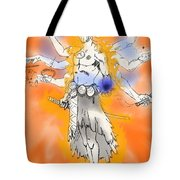 Human The Ultimate Form Tote Bag