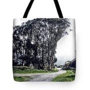 Humboldt Bay National Wildlife Refuge Tote Bag
