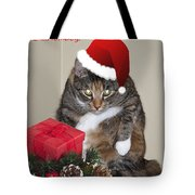 Humbug Tote Bag by Cathy Kovarik