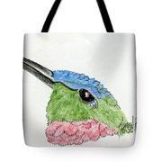 Hummer Portrait Tote Bag
