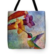 Hummer Time Tote Bag