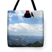 Humming At Copper Canyon Tote Bag