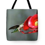 Humming Bird 6 Tote Bag