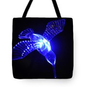 Humming Bird Light Tote Bag