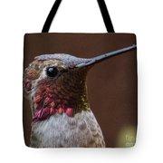 Hummingbird 16 Tote Bag