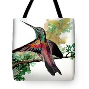 Hummingbird 5 Tote Bag
