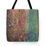 Hummingbird Dream Tote Bag