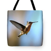 Hummingbird Friend Tote Bag