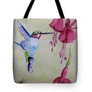 Hummingbird I Tote Bag