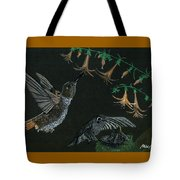 Hummingbird Parents Tote Bag