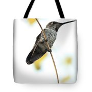 Hummingbird Tongue Tote Bag