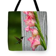 Hummingbird1 Tote Bag