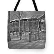 Humpback Bridge Tote Bag