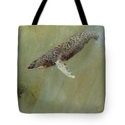 Humpbacks Tote Bag