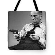Humphery Bogart As Gangster Roy Earle High Sierra 1941 Tote Bag