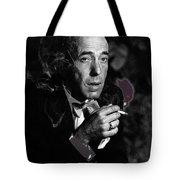 Humphrey Bogart Portrait #2 Circa 1954-2014 Tote Bag