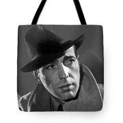 Humphrey Bogart Publicity Portrait Casablabca 1942-2016 Tote Bag