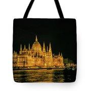 Hungarian Parliament  Tote Bag