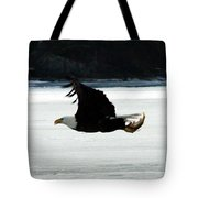 Hungry Eagle Tote Bag