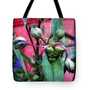 Hungry Mouths Tote Bag