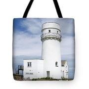 Hunstanton Lighthouse Tote Bag