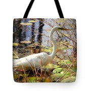 Hunting For Food Tote Bag