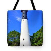 Hunting Island Lighthouse Beaufort Sc Tote Bag