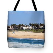 Huntington Beach California Tote Bag