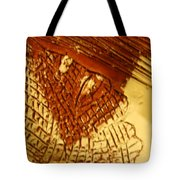 Hurricane- Tile Tote Bag