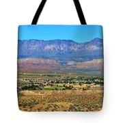 Hurricane Utah And Red Cliffs Nca Tote Bag